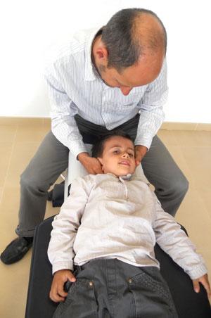 Chiropractor Javea - first visit. Chiropractor Javea, Costa Blanca - first visit