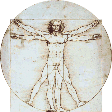 The Master Controller - Vitruvian Man